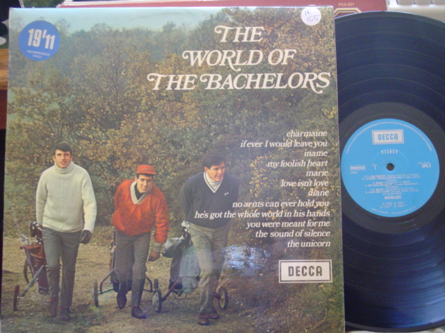 THE BACHELORS - WORLD OF - DECCA