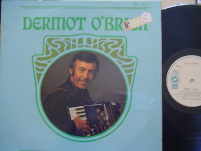 DERMOT O BRIEN - SELF TITLE - RELEASE