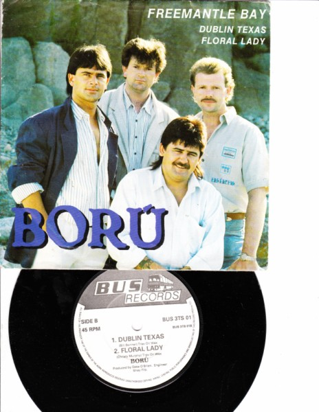 BORU - FREEMANTEL BAY - BUS RECORDS 3TS01