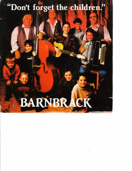 BARNBRACK - DONT FORGET CHILDREN - MINT CHEW 120