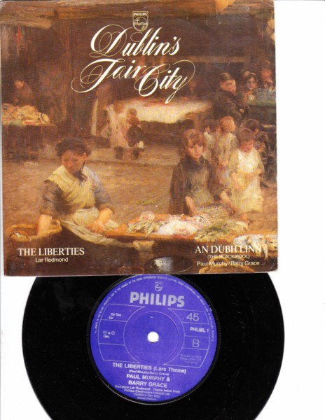 PAUL MURPHY & BARRY GRACE - THE LIBERTIES - PHILIPS
