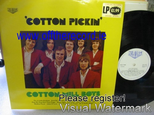 Cotton Mill Boys - Cotton Pickin' - Heritage