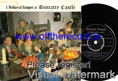 Bunratty Castle Mediaval Banquet - EP