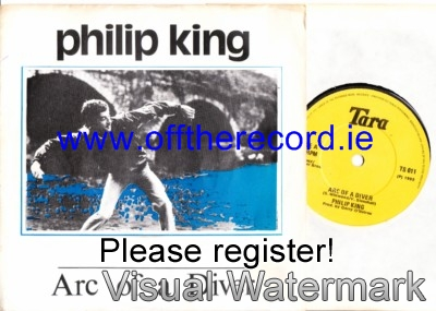 Philip King - Arc of the Diver - Tara Records
