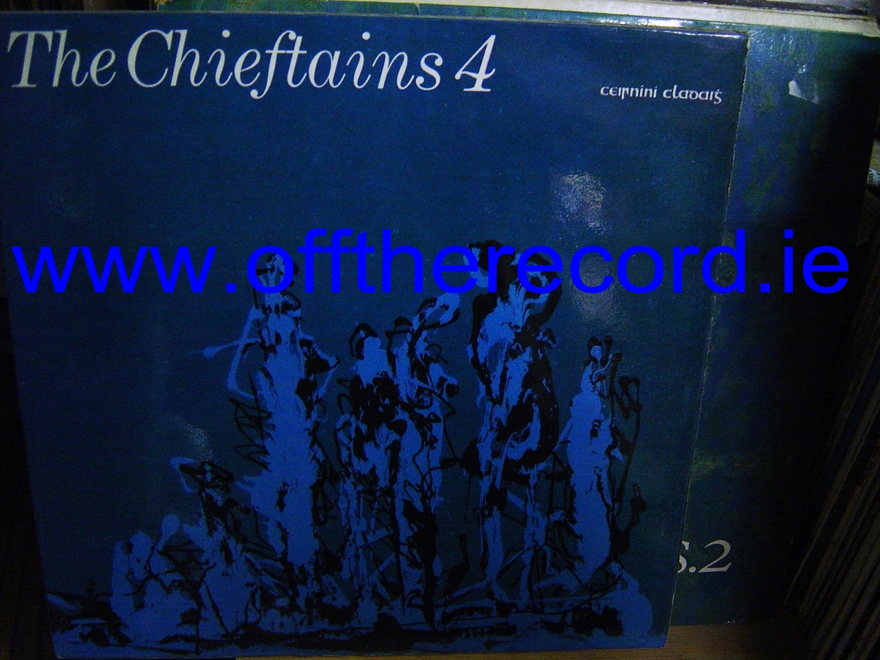 The Chieftains - 4 - Claddagh Records 1973
