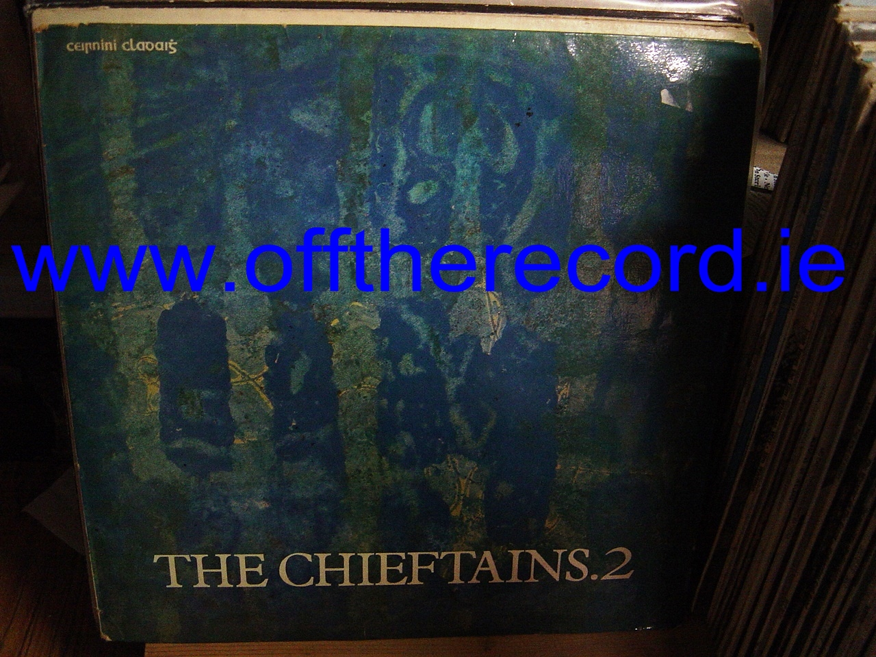 The Chieftains - 2 - Claddagh Records 1971