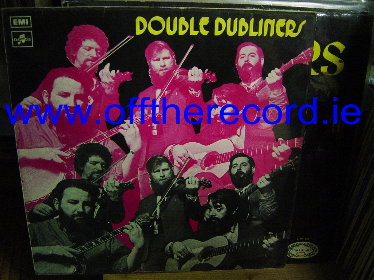 The Dubliners - Double Dubliners - EMI / ColumbiaRecords
