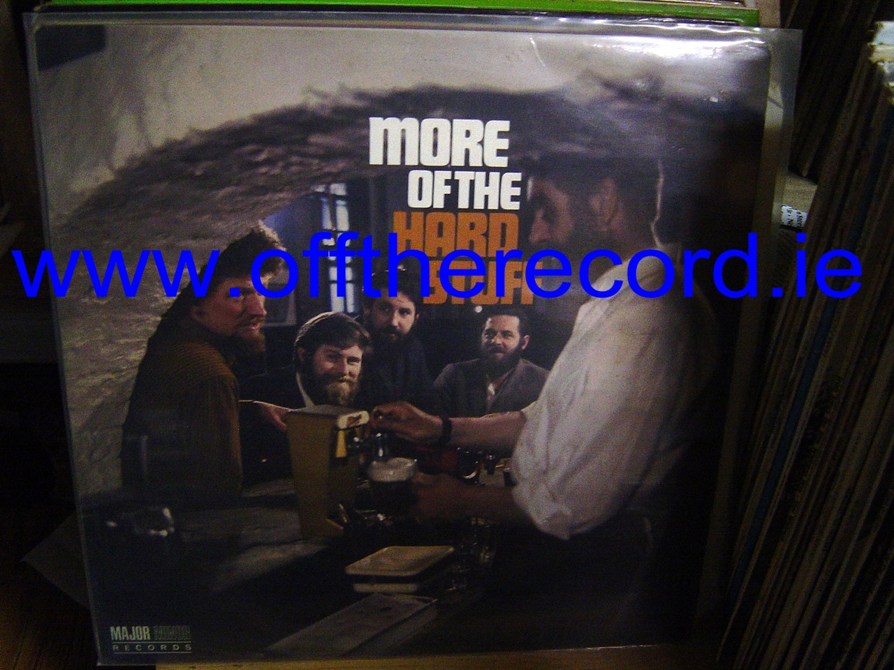 The Dubliners - More of the Hard Stuff - Major Minor Records