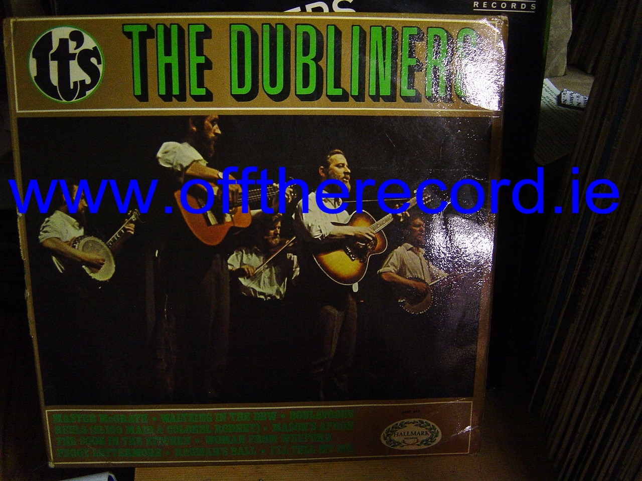 The Dubliners - It's the Dubliners - Hallmark Records