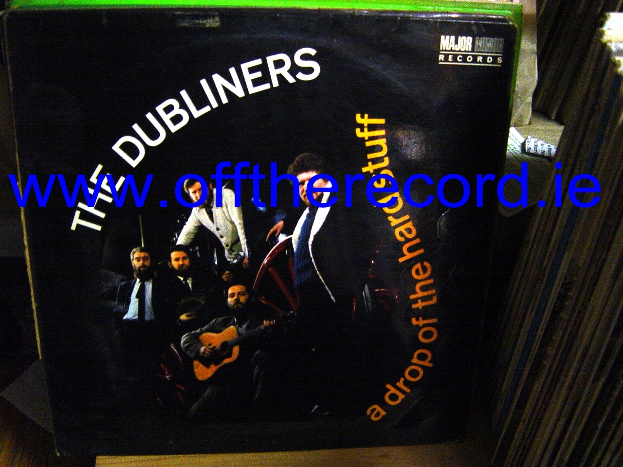 The Dubliners - A Drop of the Hard Stuff - Major Minor Records