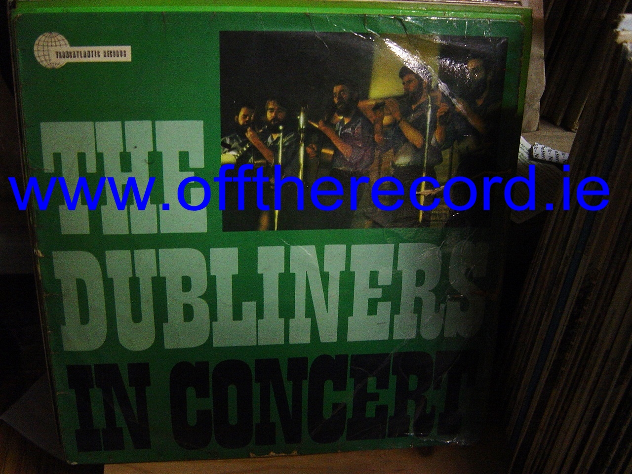 The Dubliners - In Concert - Transatlantic Records 1964