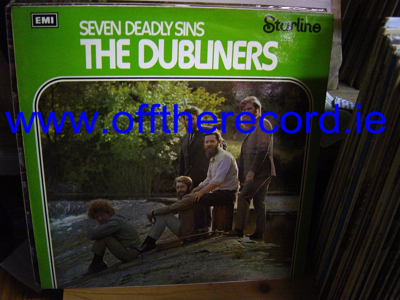 The Dubliners - Seven Deadly Sins - Starline Records