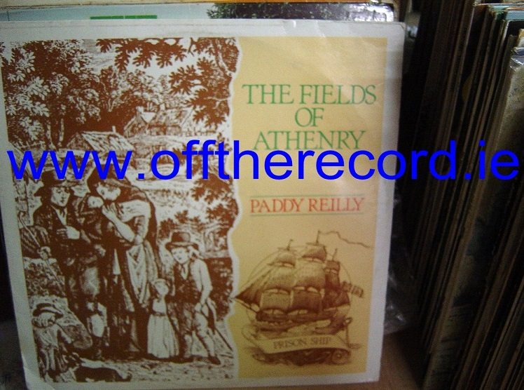 Paddy Reilly - The Fields of Athenry - Dolphin Records