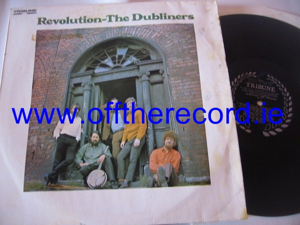 The Dubliners - Revolution - Tribune 1970