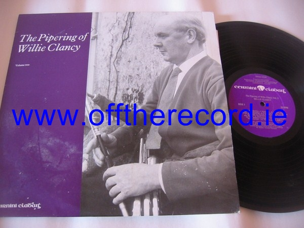 Willy Clancy - The Piping of - Caldaigh 1983