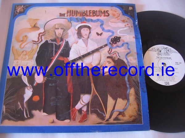 The Humblebums - Self Title - Transatlantic 1969