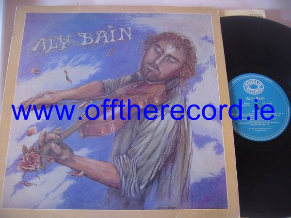 Aly Bain - Self Title - Whirlie Records 1984