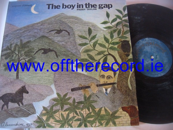 Paddy Taylor - The Boy in the Gap - Claddagh Records