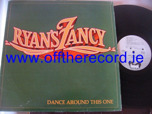 Ryans Fancy - Dance around this one - Boots Canada 1981