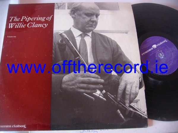 Willy Clancy - The Piping of - Claddagh Records Vol 1