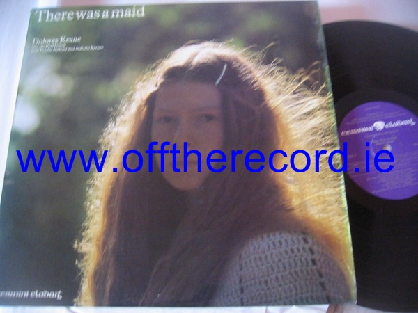 Dolores Keane - There was a Maid - Claddagh Records 1979