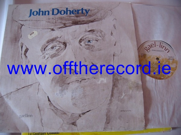 John Doherty - Gael Linn 2 LP - Second Pressing 1978