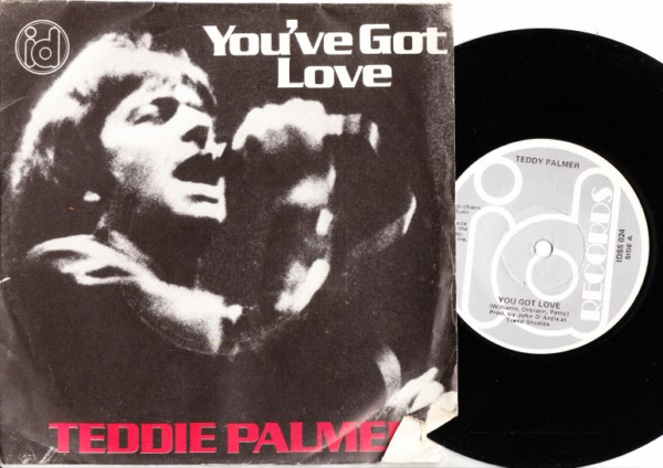 Teddie Palmer - You've got Love - ID Records - 1980