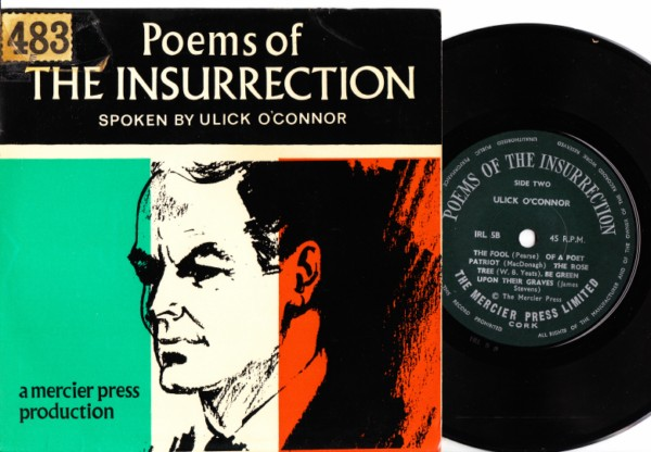 Ulick O'Connor - Poems of the Insurrection - Mercier Press
