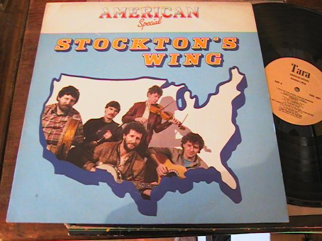 STOCKTONS WING - AMERICAN SPECIAL - TARA RECORDS