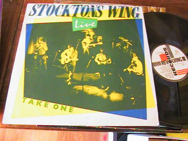 STOCKTONS WING - LIVE TAKE ONE - REVOLVING RECORDS