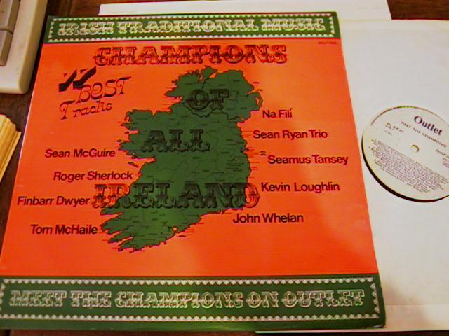 VARIOUS ALL IRELAND WINNERS 1975 - OUTLET