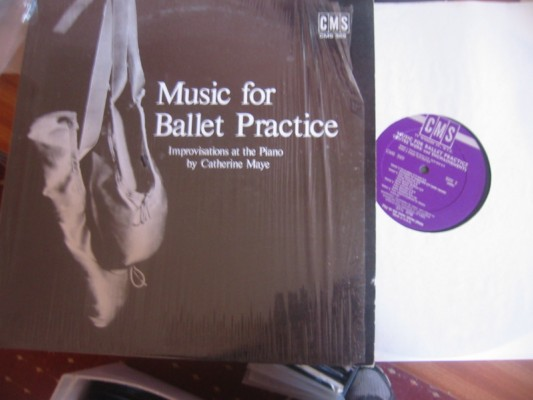 CATHERINE MAYE - MUSIC FOR BALLET PRACTICE - CMS