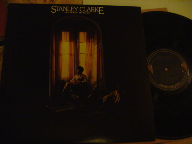 STANLEY CLARKE - JOURNEY TO LOVE - NEMPEROR 1975