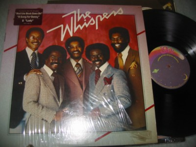 THE WHISPERS - SELF TITLE - 1979 SOAR RECORDS { J 1003