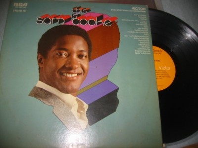 SAM COOKE - THIS IS - RCA 2LP { J 1016