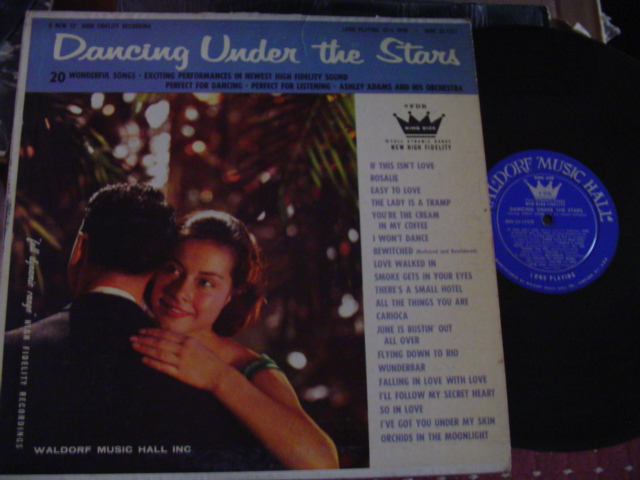 ASHLEY ADAMS - DANCING UNDER STARS - WALDORF 33 -1237