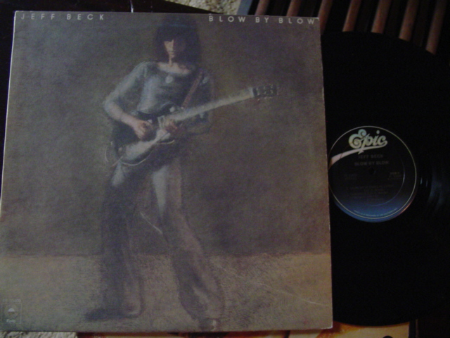 JEFF BECK - BLOW BY BLOW - EPIC 1975