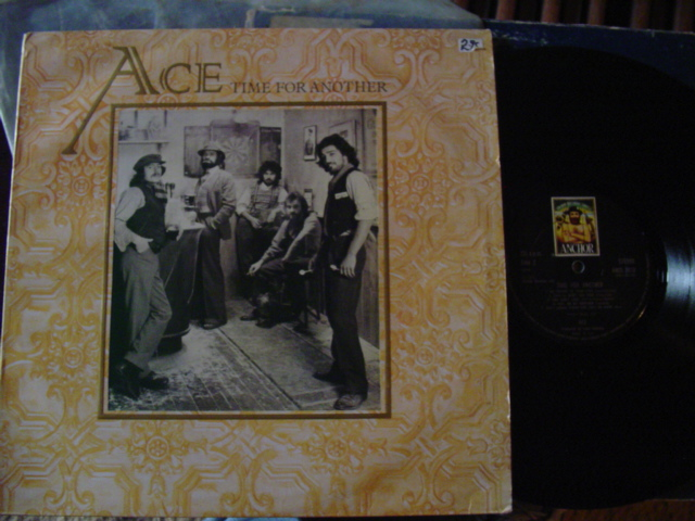 ACE - TIME FOR ANOTHER - ANCHOR 1975