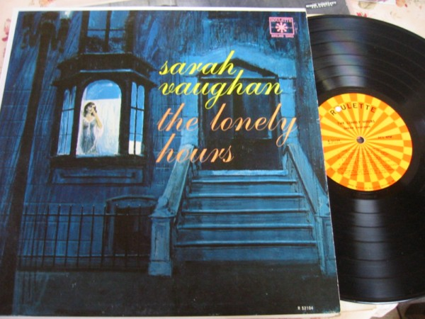 Sarah Vaughan - The Lonely Hours - Roulette