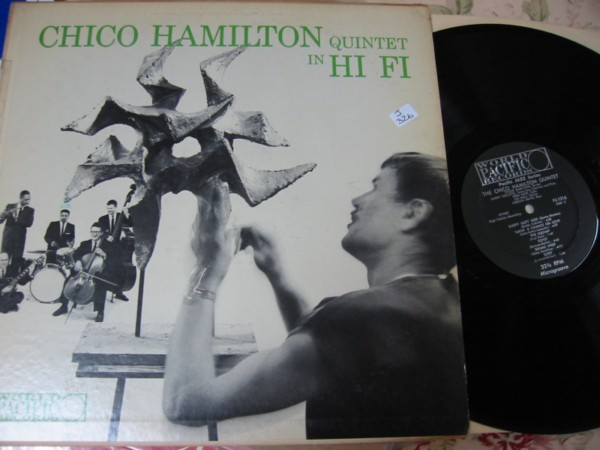 CHICO HAMILTON - QUINTET IN HI FI - WORLD PACIFIC - J 326