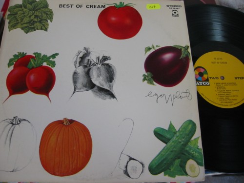 CREAM - BEST OF - ATCO 1969 USA
