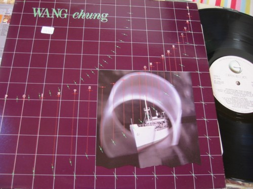 WANG CHUNG - POINTS ON CURVE - GEFFEN IRISH
