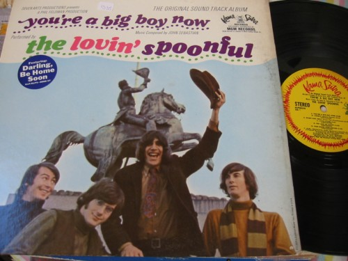 LOVIN SPOONFUL - YOUR'E A BIG BOY NOW - KARMA SUTRA