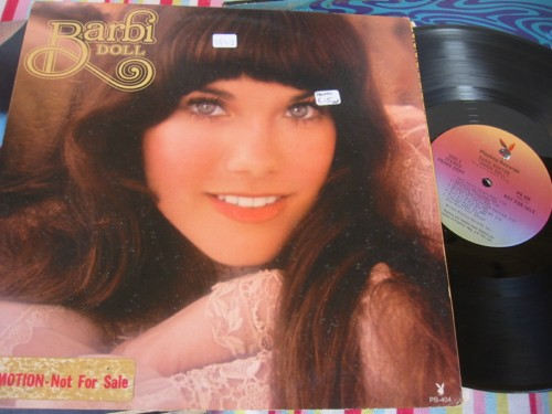 BARBI BENTON - BARBI DOLL - PLAYBOY RECORDS PROMO