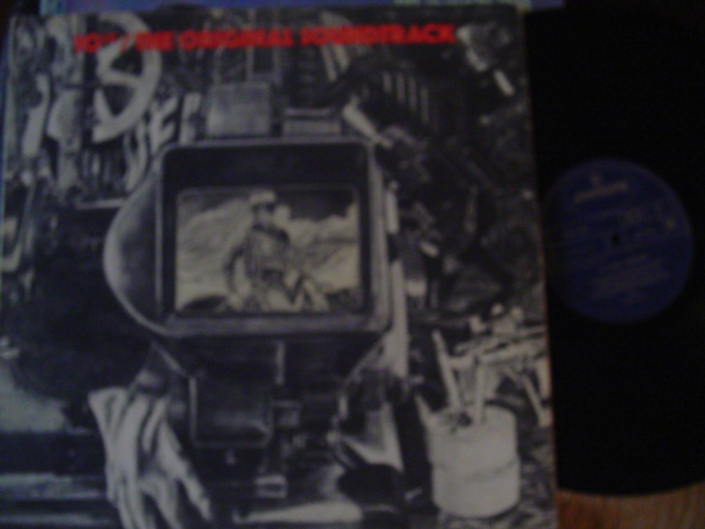10 CC - THE ORIGINAL SOUNDTRACK - MERCURY 1975