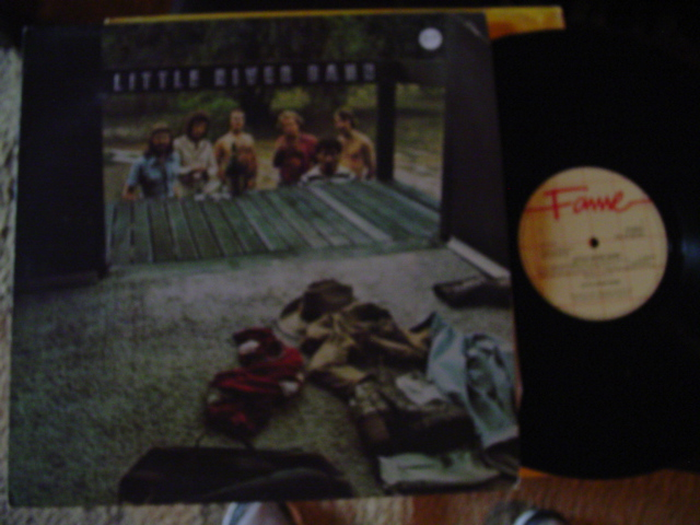LITTLE RIVER BAND - SELF TITLE - EMI FAME