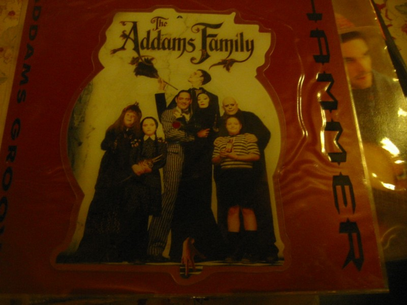 M.C. HAMMER - ADDAMS GROOVE - PICTURE DISC