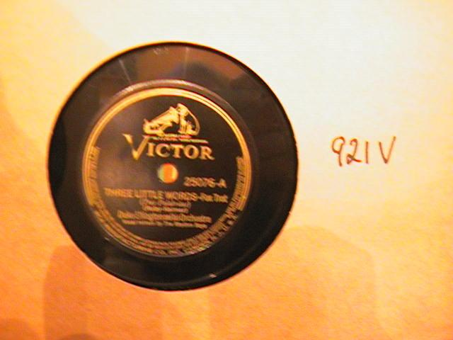 DUKE ELLINGTON VICTOR 25076 - { 921V
