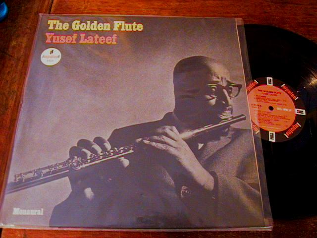 YUSEF LATEEF - THE GOLDEN FLUTE - IMPULSE - J 434