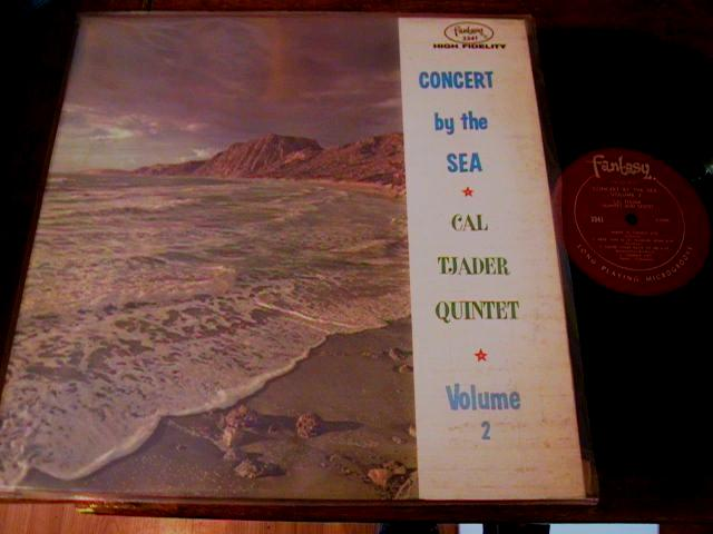 CAL TJADER - CONCERT BY SEA - FANTASY - J 433